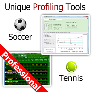 Betting exchange trading software