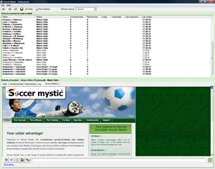 Soccer/Football Price Modelling Tools - Bet Angel